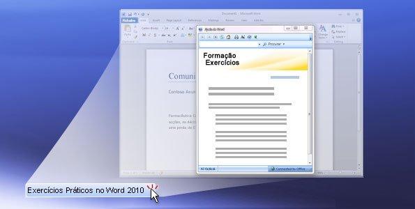 Exercícios práticos no Word 2010
