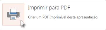 Imprimir diapositivos como PDF