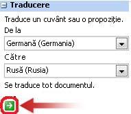 Caseta text Traducere