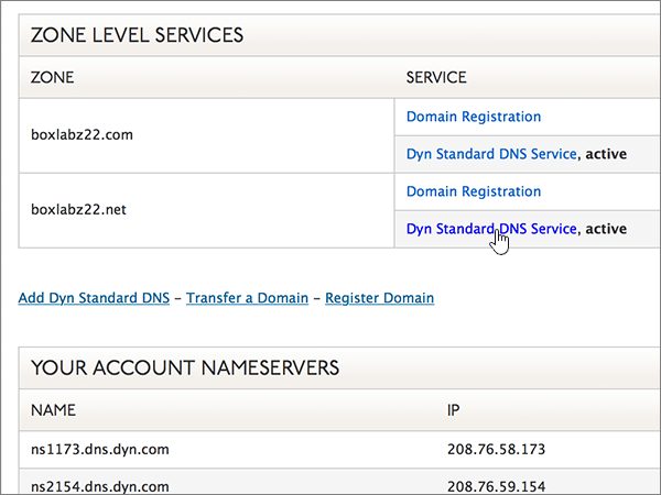 how to set up nameservers for godaddy domain
