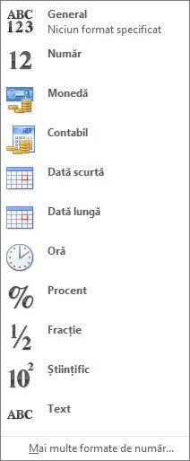 Galeria Format număr