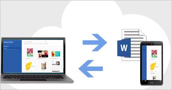 Ukladanie a zdieľanie súborov v cloude