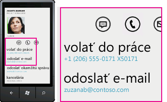Lync pre mobilných klientov
