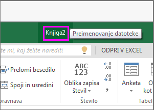 preimenovanje datoteke