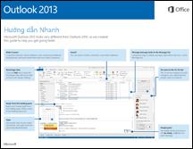Hướng dẫn Bắt đầu Nhanh dành cho Outlook 2013