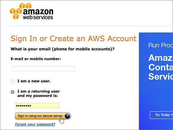 在Amazon Web Services (AWS) 上为Office 365 创建DNS 记录